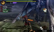MH4U-Silver Rathalos Screenshot 013