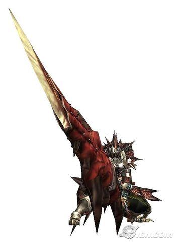 File:Monster hunter with red sword.jpg