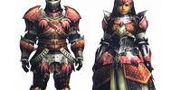 Rath Heart Z Armor (Blademaster) (MH3U)
