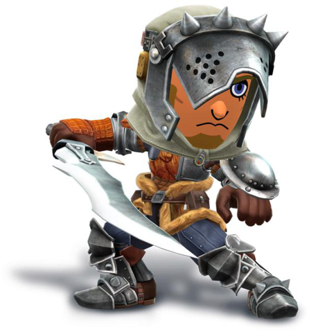 File:SSB4-Hunter's Armor (Male) Render 001.png