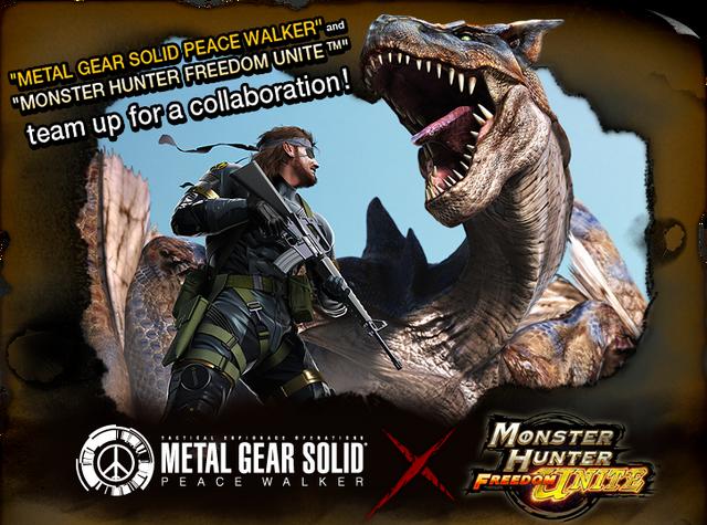 File:Logo-Metal Gear Solid Peace Walker x MHFU.png