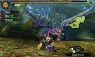 MH4U-Yian Garuga Screenshot 020