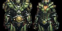 Vangis Armor (Blademaster) (MH3U)