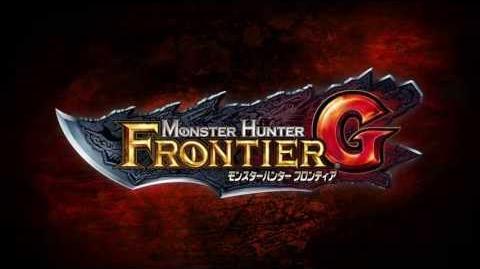 モンスターハンター フロンティアG PS3版 Wii U版 公式プロモーションムービー