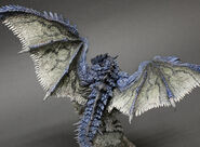 Capcom Figure Builder Creator's Model Azure Rathalos 006