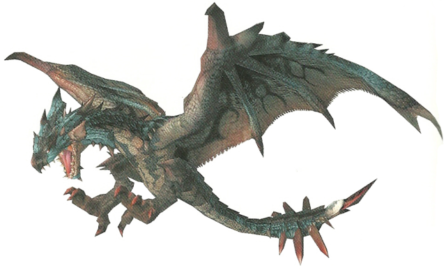File:FrontierGen-HC Azure Rathalos Render 001 (Edited).png