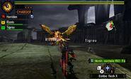 MH4U-Gold Rathian Screenshot 005