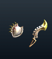 File:MH4U-Relic Sword and Shield 001 Render 002.png