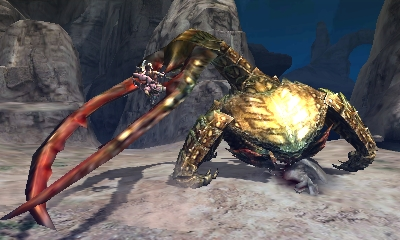 MH4U-Seltas Queen Subspecies Screenshot 006