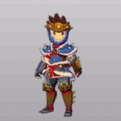 MHST-Arzuros Armor (Male) Render 001
