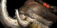 Bull Head Hammer (MHFU)