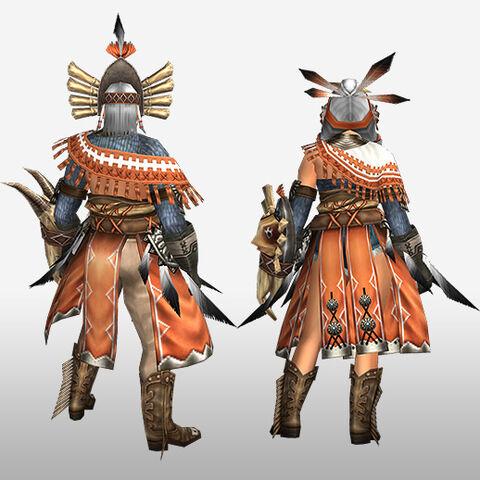 File:FrontierGen-Kukubo Armor (Gunner) (Back) Render.jpg