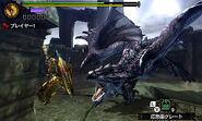 MH4U-Silver Rathalos Screenshot 001