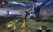 MH4U-Silver Rathalos Screenshot 003