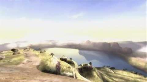 Monster Hunter 3 (Tri) - Land of Extremes (Sandy Plains intro)