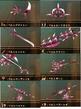 White Espinas Weapons