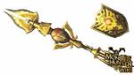 Gold Crown Gunlance