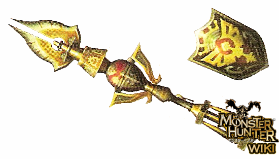 File:Gold Crown Gunlance.png