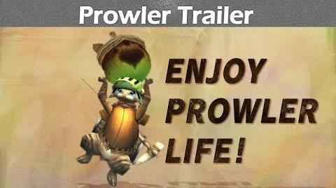 Monster Hunter Generations - Prowler Trailer