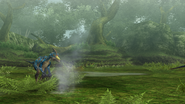 MHFU-Hypnocatrice Screenshot 007