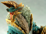 Capcom Figure Builder Creator's Model Zinogre 005