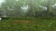 MHFU-Great Forest Screenshot 002