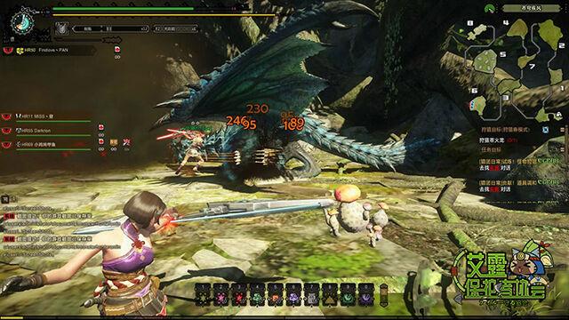 File:MHO-Azure Rathalos Screenshot 016.jpg