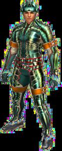 FrontierGen-Ganon G Armor (Blademaster) (Male) Render 001