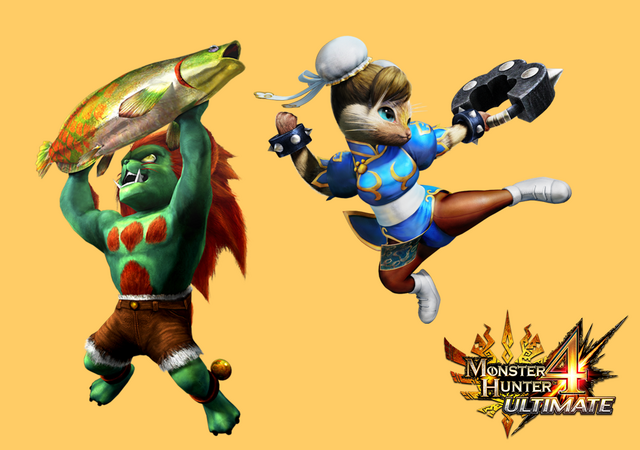 File:MH4U-Street Fighter Collaboration Render 001.png