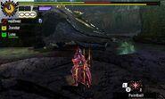 MH4U-Chaotic Gore Magala Screenshot 009