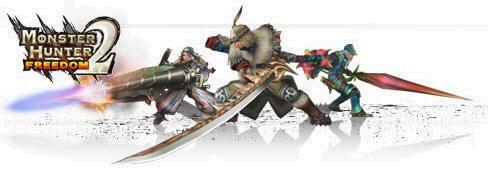File:MonsterHunter2Freedom 3 Hunters.jpg