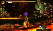 MH4U-Seregios and Azure Rathalos Screenshot 005