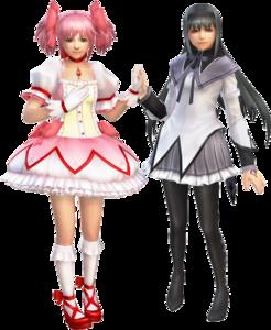 FrontierGen-Ruban and Oruroju Armor (Female) (Both) Render 2