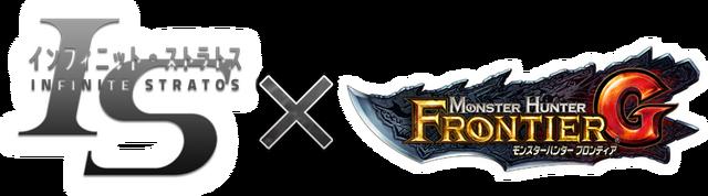 File:Logo-Infinite Stratos x MHF-G.png