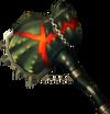 MHP3-Felyne Weapon Render 042