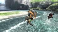 MHP3-Arzuros Screenshot 001