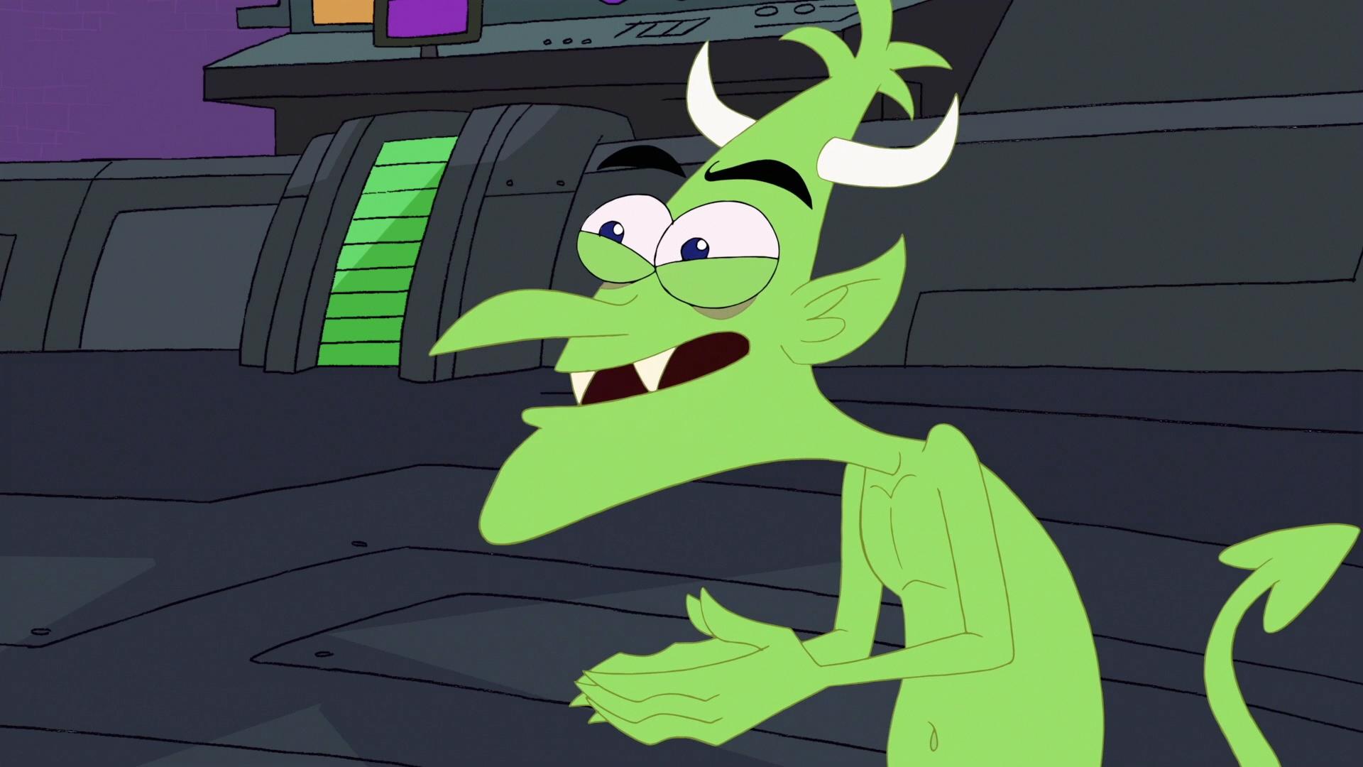 Phineas And Ferb Dr Doofenshmirtz Building Inner Doofenshm...