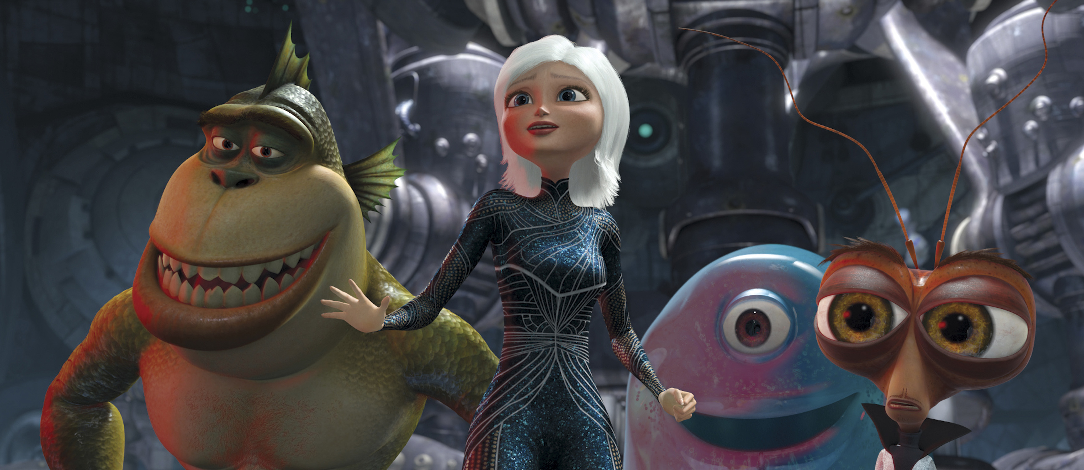 Monsters vs aliens susan erotic pictures