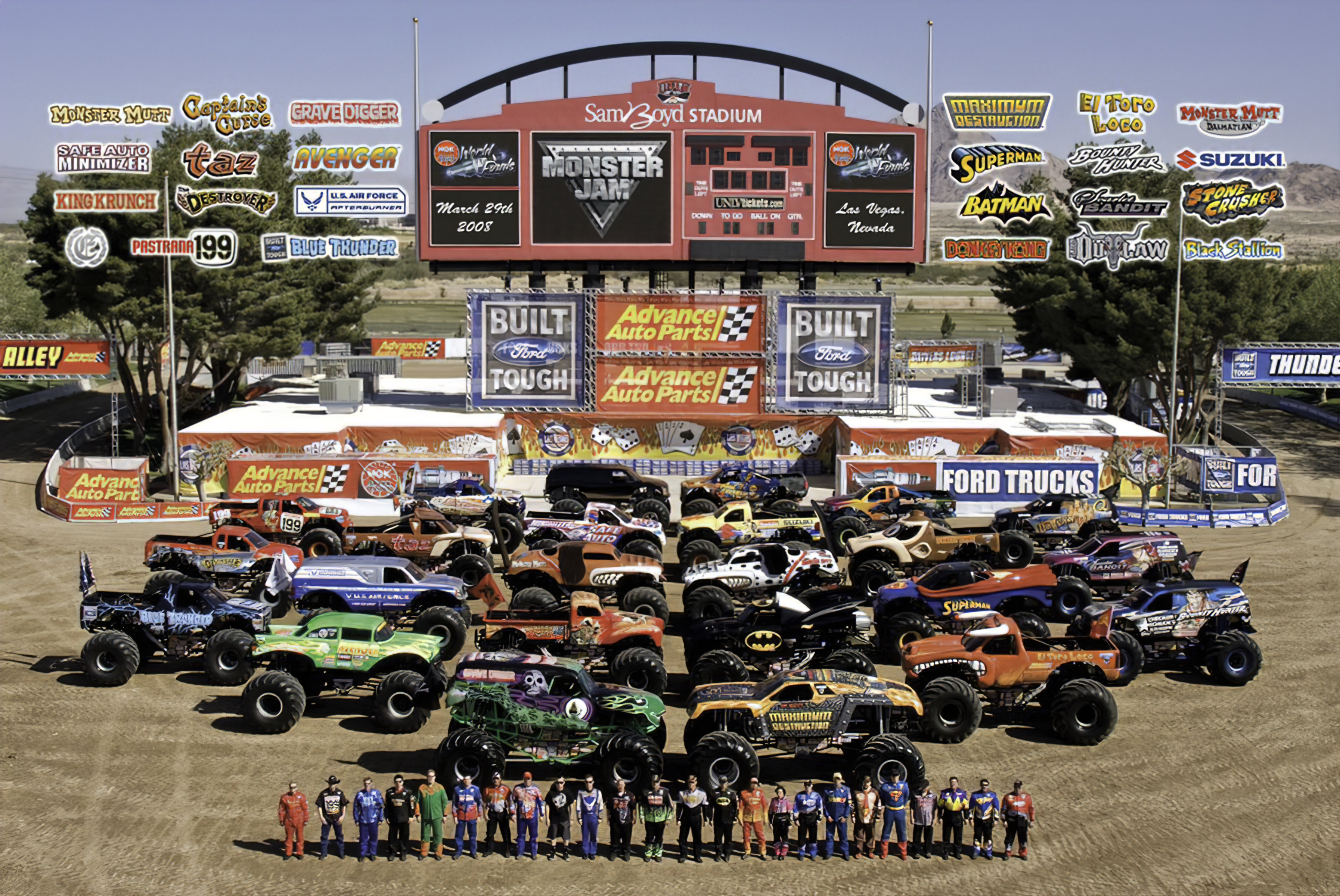 stadium trucks rc with Monster Jam World Finals 9 on Monster Truck Shoot Out moreover 828803137644357442 moreover Monster Jam World Finals 9 also Illuzion 2012 Chevy 1500 Rustler Xl5 Body furthermore Tamiya Off Road Rc Cars.