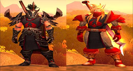 Arrodis - Primary Armor Sets 2
