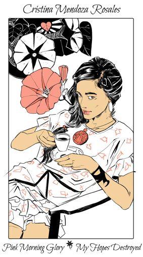 CJ Flowers, Cristina