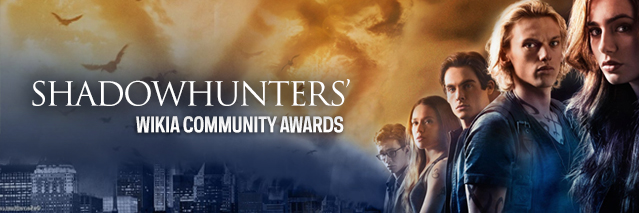 Awards Shadowhunters header