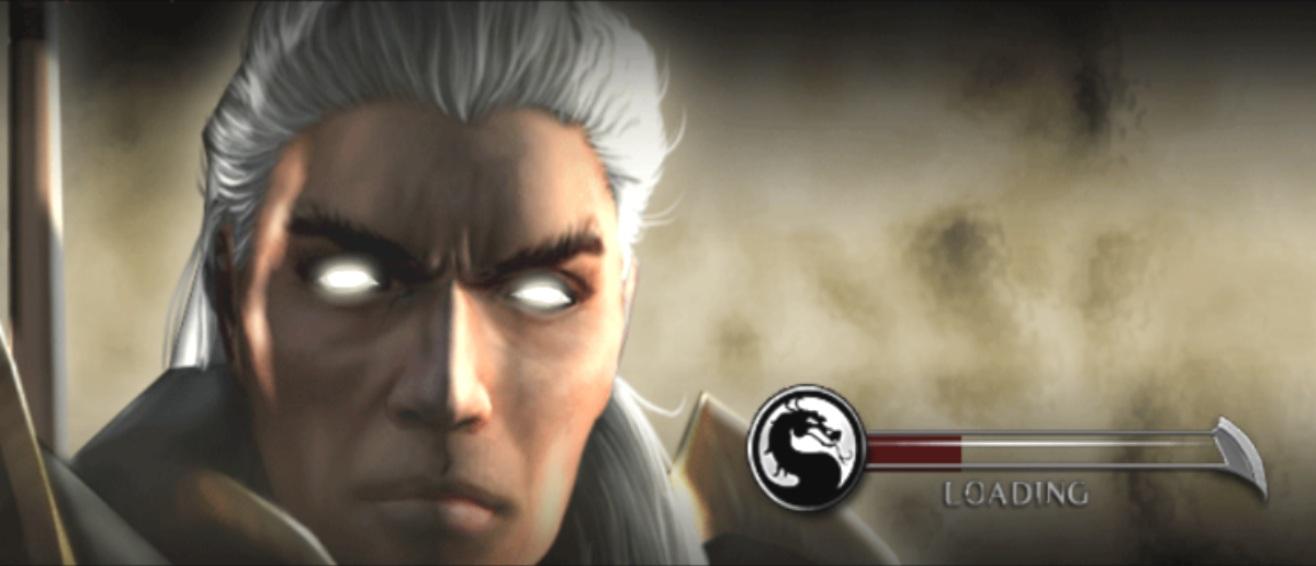 Imagen - Mortal Kombat Deception Loading Screen Image Nightwolf 1.jpg - Mortal Kombat Inferno