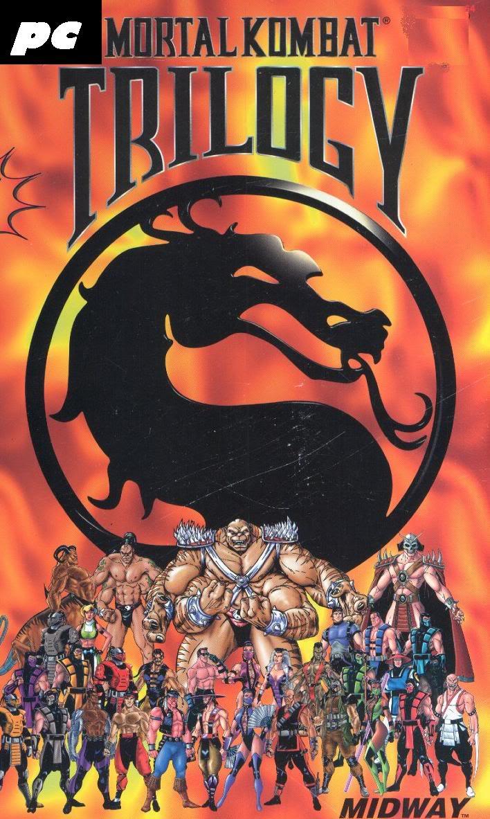 Mortal Kombat Trilogy   Mortal Kombat   Fandom powered by