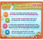 Code item village