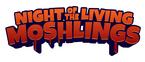 Night of the living moshlings logo