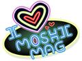 Love Moshi Mag Neon sign
