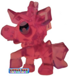 Priscilla figure rox pink