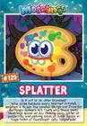 Collector card s10 splatter