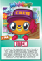 Collector card s8 fitch